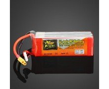 ZOP Power 22.2V 5500mAh 6S 45C Lipo..